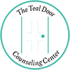 The Teal Door Counseling Center round logo